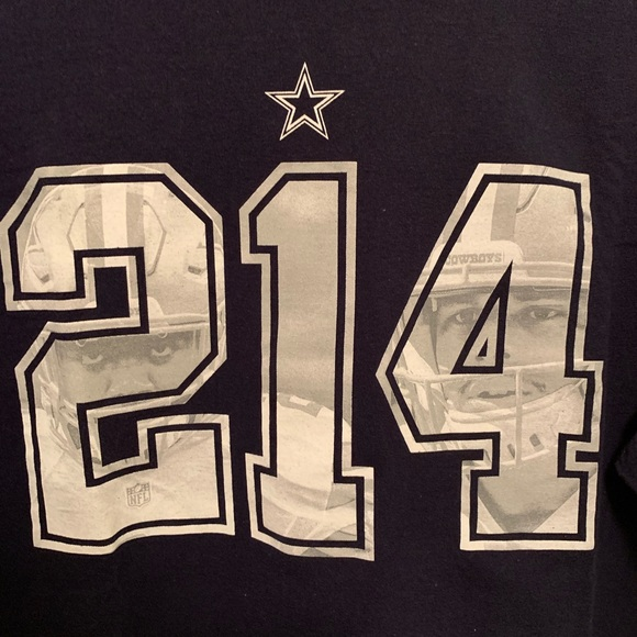 5ff34547746 Dallas Cowboys Authentic Shirts | Dallas Cowboys 214 Shirt Zeke Dak ...